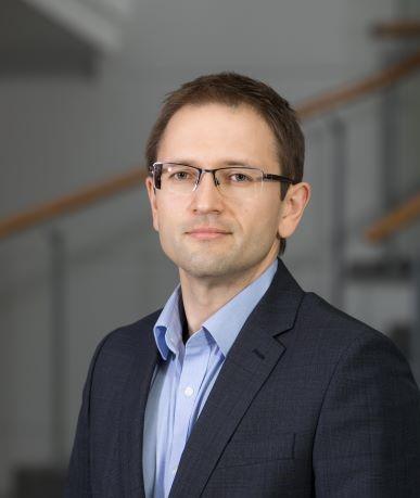 Vytautas Ruolia<br>Member of the Board