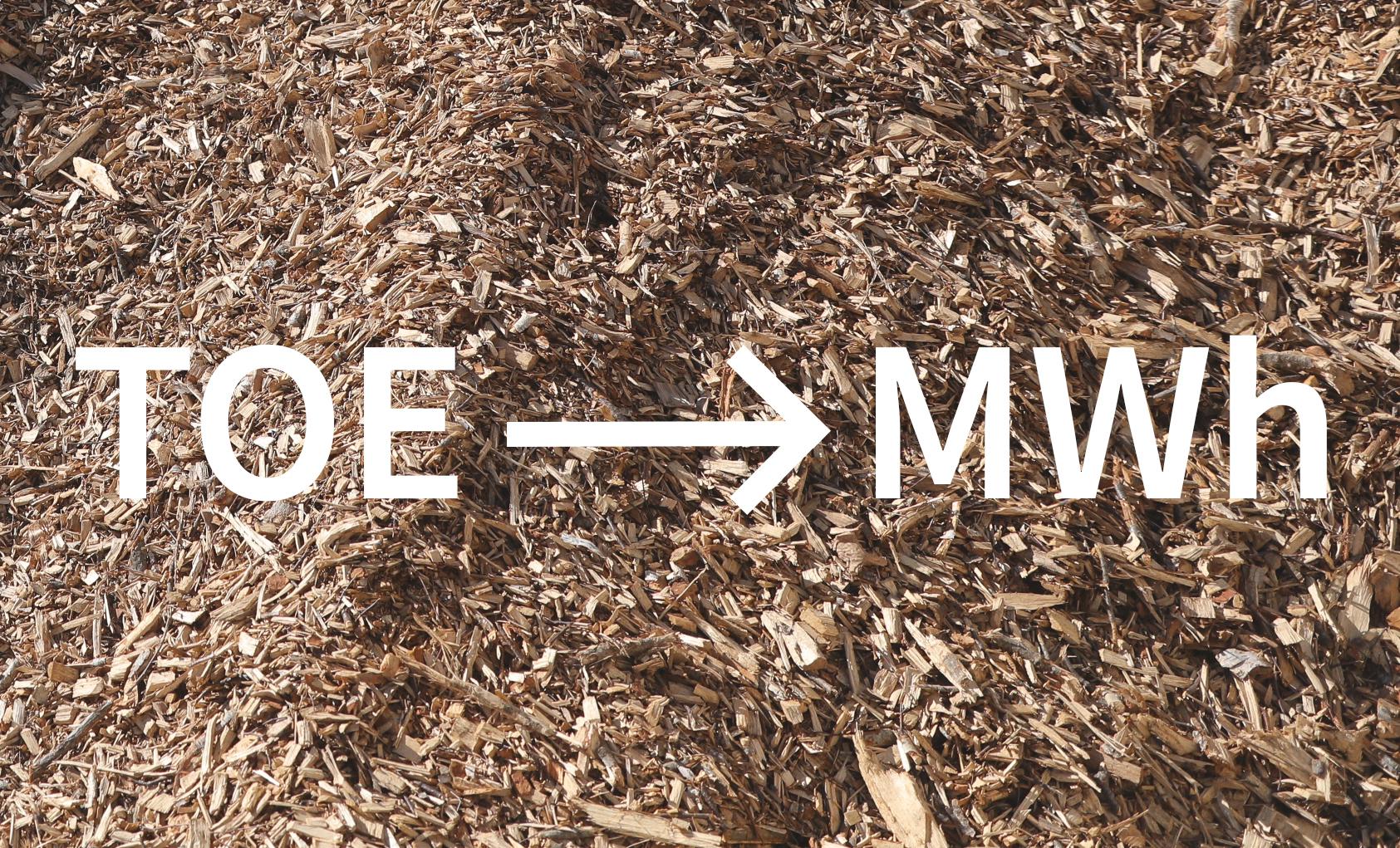 """Alates 1. septembrist """"Baltpool"""" biokütusebörsi kaubanduses energia naftaekvivalendi ühikute (tne) asemel võetakse kasutusele energiaühikud – megavatt-tunnid (MWh)."""