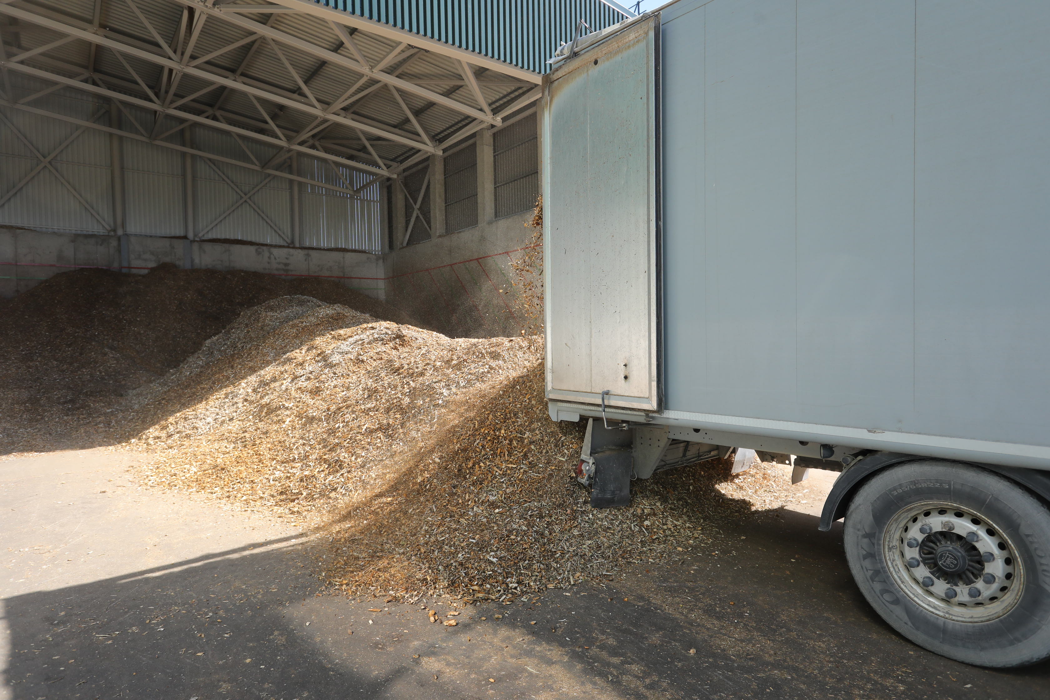 Biomass exchange overview – September 2020